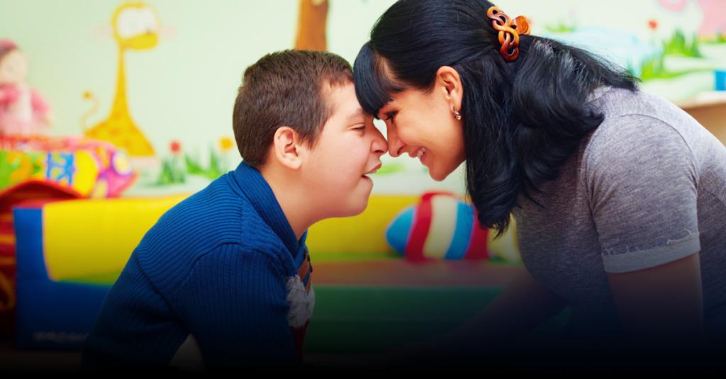 Crianças com Autismo
